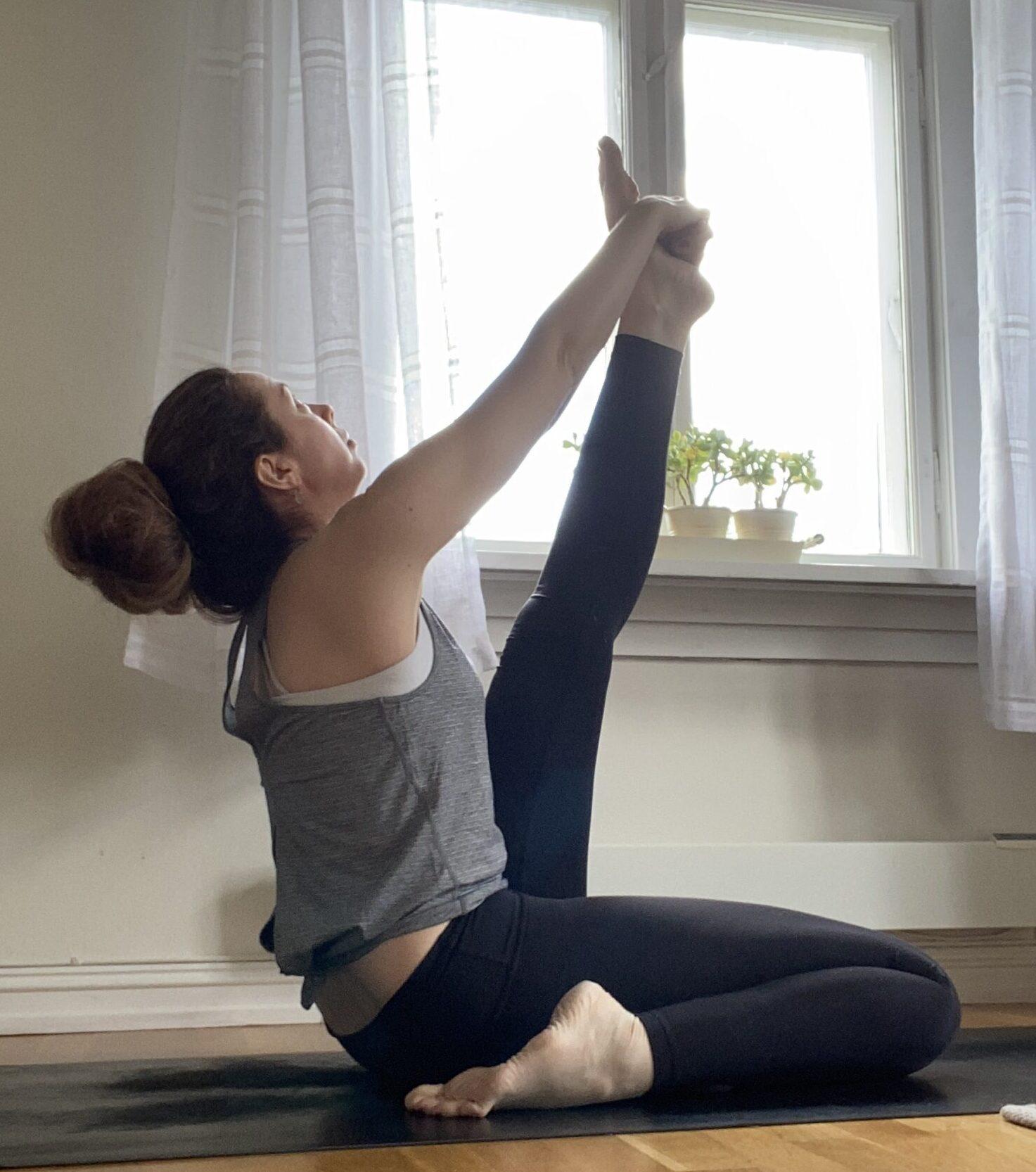 Ashtanga yoga og mental velvære