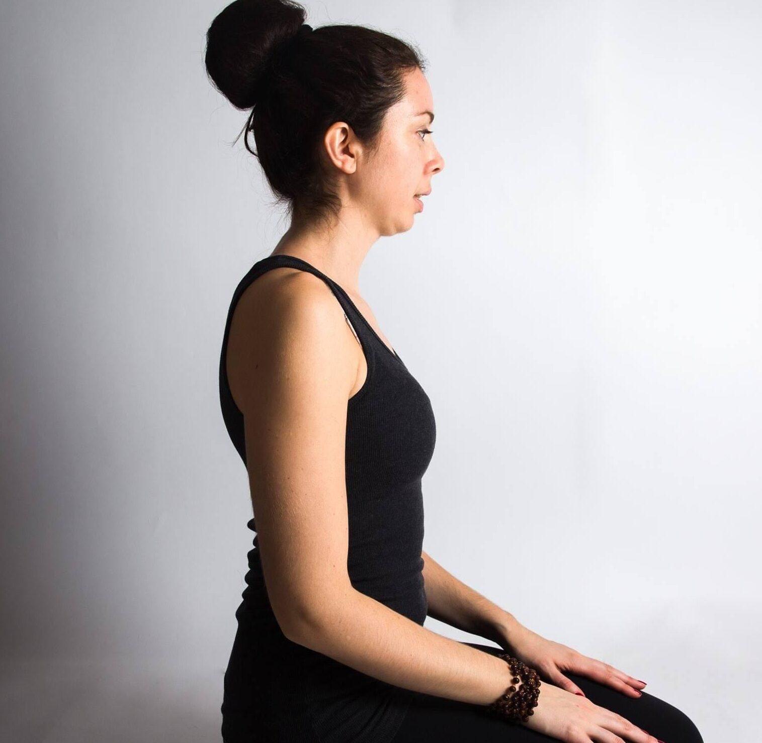 den spirituelle siden ved yoga